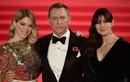 Dàn sao Điệp viên 007 rạng rỡ trên thảm đỏ