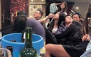 Loạt mỹ nhân Hong Kong lộ ảnh thác loạn cùng thiếu gia