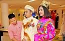 Vân Trang đi thử đồ cưới cùng chồng tương lai
