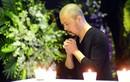 Hình ảnh xúc động trong lễ tang nhạc sĩ Thanh Tùng