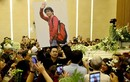 Chuyện chưa kể về những phút cuối trong đám tang Minh Thuận