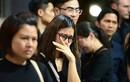 Sao Việt khóc nghẹn khi đến viếng NSƯT Quang Lý