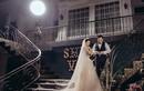 Lộ hậu trường chụp ảnh cưới của Hoa hậu Thu Ngân