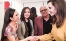 Em gái Cẩm Ly gặp riêng Angelina Jolie ở Mỹ