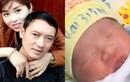 Chiến Thắng khoe ảnh con trai mới sinh với bà xã Thu Ngọc