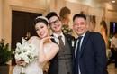 Khoảnh khắc bá đạo của cô dâu Tú Anh trong đám cưới