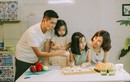 Lưu Hương Giang - Hồ Hoài Anh khoe tổ ấm hạnh phúc bên con gái