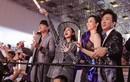 Vợ chồng Trấn Thành và dàn sao quẩy tưng cổ vũ Thu Minh