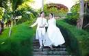 Sự thật ảnh cưới Ngọc Sơn và danh tính cô dâu bí ẩn