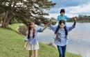 Thu Thủy tung ảnh gia đình hạnh phúc sau ồn ào của chồng trẻ