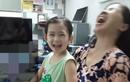 Con gái Mai Phương cười tươi khi đoàn tụ với ông bà ngoại