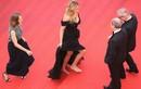 Loạt khoảnh khắc gây sốc trên thảm đỏ LHP Cannes