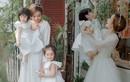 Vợ cũ Hoài Lâm khoe ảnh mới bên hai con đẹp lịm tim