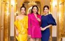 Tiểu Vy đọ sắc dàn mỹ nhân tại họp báo Hoa hậu Việt Nam 2020