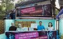 Trung Quân - Denis Đặng gây tranh cãi khi in tên lên quà từ thiện