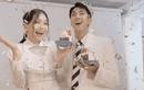Phương Nga - Bình An lộ clip hậu trường chụp ảnh cưới