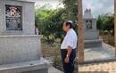 Phần mộ Vân Quang Long đã hoàn thiện, chờ ngày nhận tro cốt