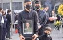 Khoảnh khắc xúc động trong đám tang NSND Hoàng Dũng