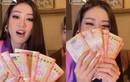 Đi thi Miss Universe, Khánh Vân mua vé số mong trúng 360 triệu USD