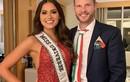 Tân Hoa hậu Hoàn vũ Andrea Meza công khai bạn trai
