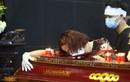 Khoảnh khắc xúc động trong lễ tang Hoa hậu Thu Thủy