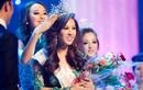 Nhan sắc Thu Hoài, Thúy Nga trong cuộc thi Hoa hậu bị tố mua giải