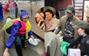 Mẹ Hồ Ngọc Hà bị soi điểm bất thường tiền quyên góp từ thiện