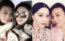 """Mẹ đẻ Phạm Băng Băng U70 mà trẻ như """"chị em"""" với con gái"""