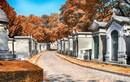 Bất ngờ vẻ đẹp tráng lệ của những nghĩa trang khắp thế giới