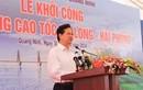 Thủ tướng phát lệnh khởi công cao tốc Hạ Long - Hải Phòng