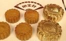 Tận mắt xem chế biến bánh trung thu dát vàng