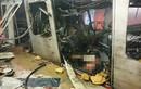 Cảnh hoang tàn trong ga tàu điện ngầm bị đánh bom khủng bố ở Bỉ