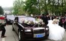 Choáng váng đám cưới siêu sang toàn xe khủng