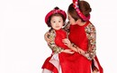 Cách chọn mua áo dài cách tân đẹp cho mẹ và bé diện Tết