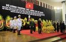 Hình ảnh trọng thể lễ truy điệu nguyên Tổng Bí thư Đỗ Mười