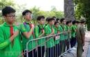 Hình ảnh người dân tiễn biệt nguyên Tổng Bí thư Đỗ Mười