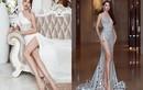 Hoa hậu Tiểu Vy cực sexy với loạt váy cắt xẻ đến tận hông