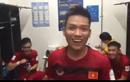 """ĐT Futsal Việt Nam """"quậy"""" tưng bừng sau chiến thắng lịch sử"""
