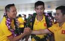 Futsal Việt Nam về nước sau kỳ tích, được thưởng 1,5 tỷ đồng