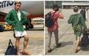 Cười ngất trước thảm họa thời trang sân bay của Tùng Sơn