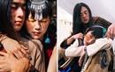 Đôi bạn Hà thành hóa tình nhân Mông Cổ quấn quýt giữa trời