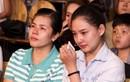 Vợ Duy Nhân bật khóc trong đêm từ thiện ủng hộ chồng