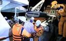 Tàu Hải Thành 26 bị đâm gần gãy đôi, chìm sâu 30 m