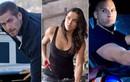 Điểm mặt sao triệu phú trong loạt phim Fast & Furious