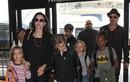 Brad Pitt ở lại qua đêm với con sau 7 tháng ly hôn