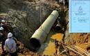 Quá trình thắng thầu đường ống nước sông Đà 2 của DN Trung Quốc