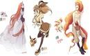 Hình độc: Khi các loài Pokemon tiến hóa thành người (1)
