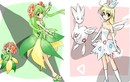 Khi các loài pokemon hóa thân thành cô gái dễ thương (1)