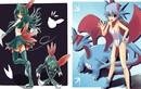 Khi các loài pokemon hóa thân thành cô gái dễ thương (2)