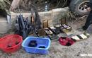 Thu giữ gần 40 khẩu súng, 6.000 viên đạn tại nhà trùm ma túy ở Lóng Luông